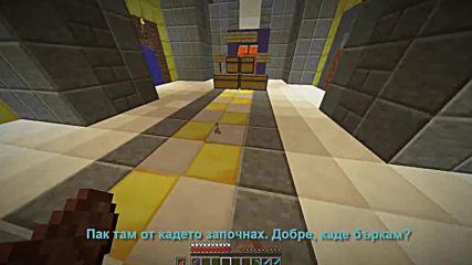 Minecraft NBCLFs World 1 Епизод 9 ФИНАЛ Fire World