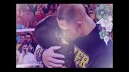 John Cena & Cm Punk & Aj - Създадени един за друг ;33 [collab with Pammy ;**]