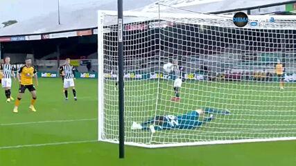 Нюпорт Каунти - Нюкасъл Юнайтед 1:0