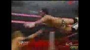 Wwe raw 15.06.09 World heavyweight Championship match