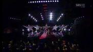 Tae Goon - Super Star [sbs Inkigayo 090531]