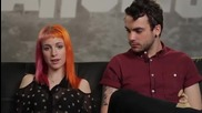 Paramore On Self-titled Album paramore