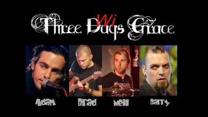 Three days grace Life starts now All Songs