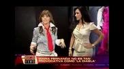 Maria Fernanda Yepes-sin Senos No Hay Paraiso (al Rojo Vivo)
