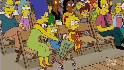 Семейство Симпсън Сезон 21 Eпизод 23 - Последен епизод за сезона (част 1)