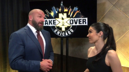 Triple H praises Bate vs. Dunne, asks whether anyone can step to Asuka