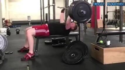 Изцепки във фитнеса - Яки провали