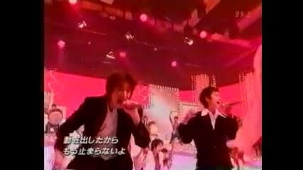 Taguchi Junnosuke & Akanishi Jin - Jounetsu (11,11.'01)