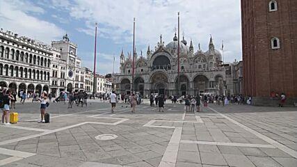 Italy: Venice cruise ship ban comes into effect