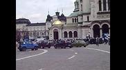 Протеста в София на пл.ал. Невски