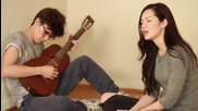 Marie Digby and Mackenzie Bourg - Safe - Original