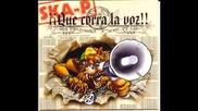 Ska - P - Insensibilidad