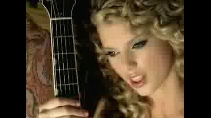 Taylor Swift - Tear Drops On My Guitar