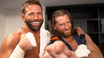 Hawkins & Ryder reveal a new catchphrase: WWE.com Exclusive, Oct. 21, 2019