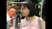 Пополина Vox на празника на черешата в Кюстендил - Господари на ефира (04.07.2014г.)
