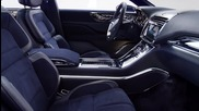 2015 Lincoln Continental Concept - Interior