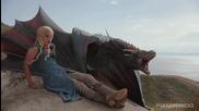 """Как се правят драконите за филма """" Игра на тронове"""""""