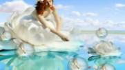 Дарове от природата - цветя в езерото! ...