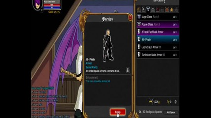 Aqworlds My All Items