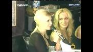 Смях Блондинка Задава Страшен Въпрос Към Манекенка - Господари На Ефира 26.01.2009