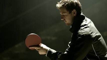 Най добрия (робот) създаван до сега по Тенис на Маса 2014 ! Timo Boll vs Kuka