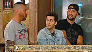 Лео, Рафи и Играта разказват за новия си музикален проект с Део и Девора
