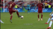 09.10.15 Испания - Люксембург 4:0 *евро 2016 квалификации*