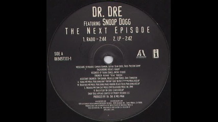 Dr. Dre - The Next Episode (ft. Snoop Dogg)
