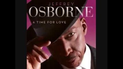 Jeffrey Osbourne - The Shadow of your smile