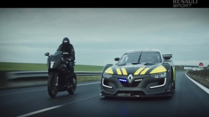 Renault Sport R.s. 01 Interceptor - a new rapid intervention force - Hd