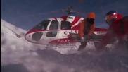 Фрирайд в Гудаури, Грузия - транспортиране с хеликоптер