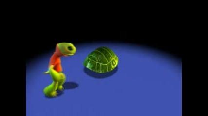 Michael Jackson Turtle