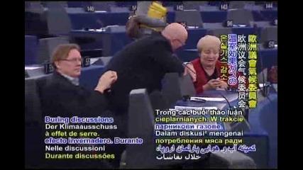 Европейският съюз подкрепя намаляване на месото