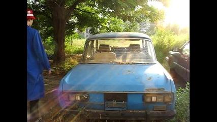 Шофьорът на Москвич 2