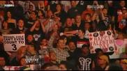 Wwe The Rock унижава Michael Cole и Gm на Raw