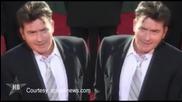 Мъжкият идол Charlie Sheen ще се развежда