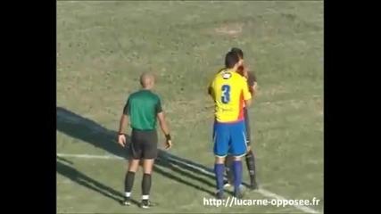 Вратар вкара гол от 83 метра