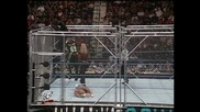 Hardy's vs New Age Outlaws - Steel Cage Match - Smackdown - Full Match