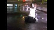 Chris Brown - With You (танцово изпълнение)