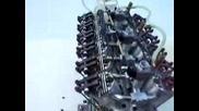 V 12 Modellmotor Rc Engine
