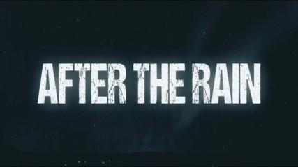 Nickelback - After The Rain ( Lyric Video)