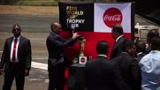 Panama: FIFA World Cup Trophy Tour lands in Panama City