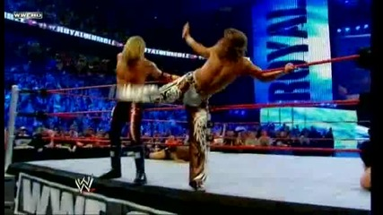 Wrestlemania 26 build up Undertaker vs Hbk Shawn Michaels