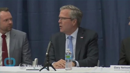 Jeb Bush: Hillary Clinton 'can't Be Trusted'