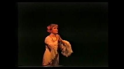 Lyudmila Hadjieva - Aria of Zornitza from Lud Gidia, Parashkev Hadjiev