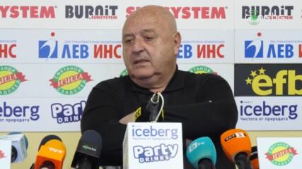 Венци Стефанов с призив, разпиля част от националите