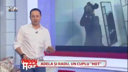Adela Popescu si Radu Valcan - Un cuplu super hot @ Happy Hour [2012]