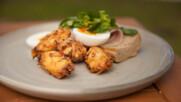 Кюфтета от кореноплодни зеленчуци с варени яйца и шунка | Джъстин Скофийлд | 24Kitchen