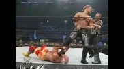 Smackdown 2003 - Chris Jericho Vs. Hulk Hogan