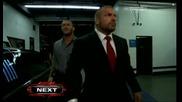 21.04.2014 Първична сила 1 * Wwe Monday Night Raw (21ти Април 2014 година)